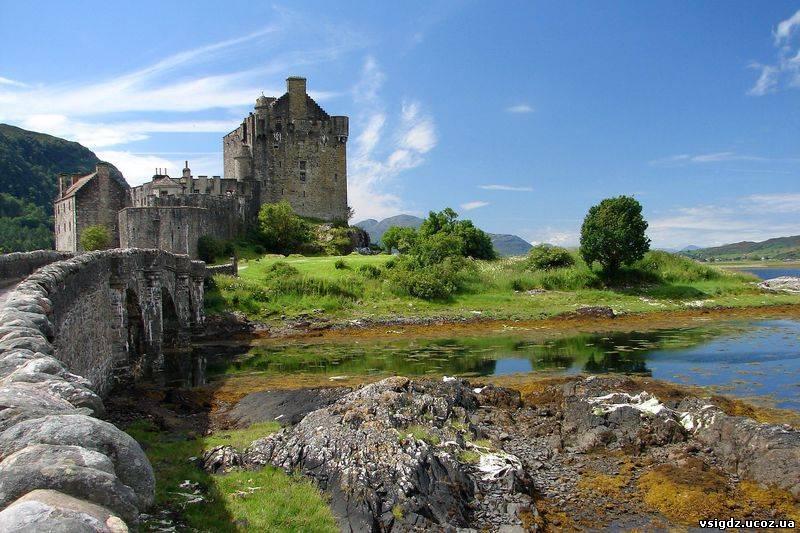 Презентація на тему шотландія